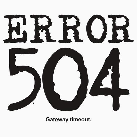 SOLUTIONS] 504 Gateway Timeout Nginx - ASDQWE DEV