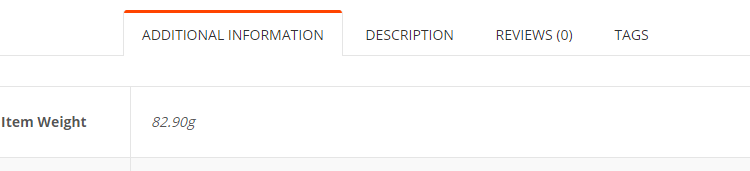 [Woocommerce] How to Reorder Tab Position